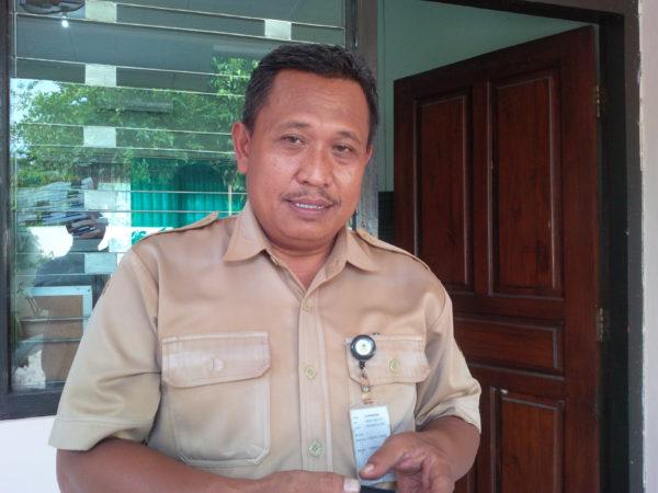Dwi Sudarsono Kepala Bidang Koperasi dan Usaha Mikro Dinas KUKM dan Perindag Kabupaten Wonogiri.