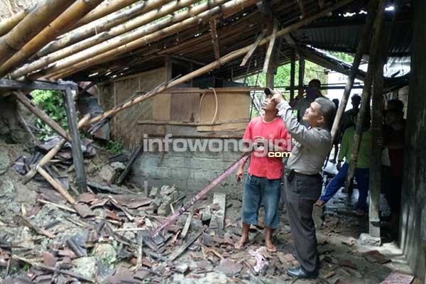 bencana alam TKP Dangkrang Purwantoro